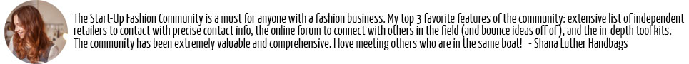 StartUp FASHION Community Love